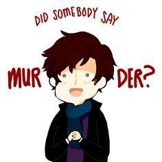 Sherlock loves murder