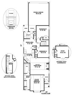 House Plan chp-22681 at COOLhouseplans.com