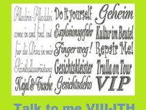Stickdatei  ♥Talk to me VIII - ITH♥ 10x10