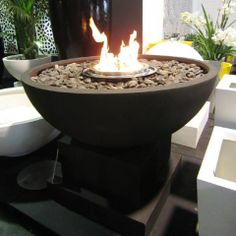 Volcano Fire Bowl - Fire Pits & Burners - Outdoor Furniture & Accessories - Watergarden Warehouse