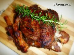 I absolutely love a lamb roast and this is a perfect marinade to ensure a delicious roast as well as a great starter for your gravy. Hope you enjoy it too. Eb x Slow Cooker Recipes, Paleo Recipes, Cooking Recipes, Savoury Recipes, Lamb Roast In Oven, Lamb Roast Marinade, Quirky Cooking, Slow Cooked Lamb, Meat Chickens