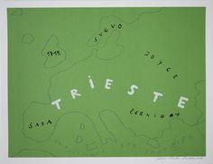 Vlado Martek, 'Europa-Trieste (Europe - Trieste),' 2011, Aanant & Zoo Trieste, Screen Printing, Artsy, Europe, Drawings, Artwork, Fictional Characters, Sketches, Art Work