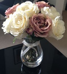 My DIY floral arrangement