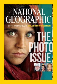 National Geographic magazine, October 2013