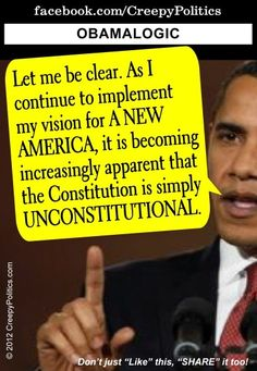 The Constitution is unconstitutional! Did not know that.