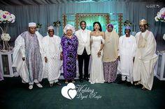 Khadijah Ahmadu Ali Weds Prince Abdul Ogohi In A Grand Ceremony - Wedding Digest Naija