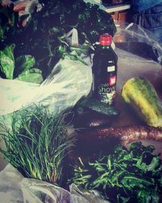 Mattinate a #portapalazzo #marketplace #mercato #torino #turin  #spinach #barbadelfrate #yucca #avocado #rucola #papaya #puntarelle #shoyu #infoodwetrust  #healthyfood #vegetables