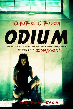 Odium (The Dead Saga. Book 1) by Claire C Riley --- Nina's life was irrevocably changed when the dead began to rise.   Now, she lives behind the walls of a barricaded city which has become a brutal dictatorship. When teenager Emily-Rose is banished for stealing stale bread, Nina follows her over the walls.  Along the path to a safe-haven that might not exist, Nina and Emily-Rose meet Mikey and Nina finds out that the deaders aren't the only thing to fear beyond the wall.