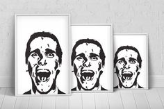 Banksy Bone Art Print Poster on Etsy, $27.31 AUD