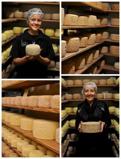 Crafted cheese experiences in Tasmania have grown hugely over the past few years with many including Bruny Island Cheese capturing not just the local but a national market. Owner Nick was also won the Telstra Australian Business of the Year award for 2013!  Read this great blog visiting Tasmania's amazing Bruny Island and Grandvewe (sheep cheese) in the d'Entrecasteaux Channel  #tasmania #discovertasmania #brunyisland #hobartandbeyond #cheese
