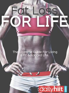 Fat Loss For Life E-Book – BodyRock / Daily Hiit Store