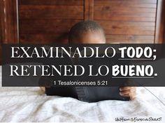 1 Tesalonicenses 5:21
