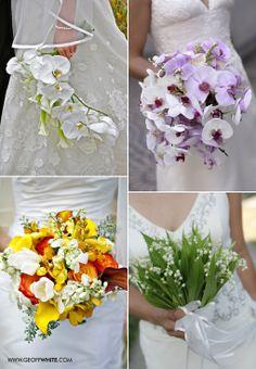 I like the top 2!  Indian wedding, indian wedding blog, indian wedding dress, bouquet 4 copy
