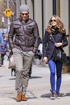 Olivia Palermo & Johannes Huebl Fashion Couple : theBERRY