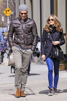 Olivia Palermo & Johannes Huebl Fashion Couple : theBERRY