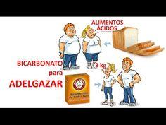 Cómo tomar bicarbonato de sodio (para adelgazar) – DOSIS