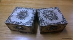 Little gift boxes. :)