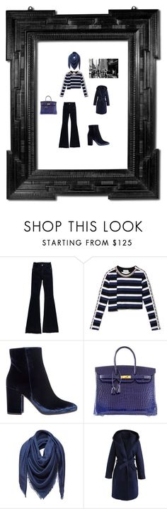 """xx"" by annagabella on Polyvore featuring moda, STELLA McCARTNEY, 3.1 Phillip Lim, Gianvito Rossi, Hermès, Loewe, Chicwish e Linda Horn"