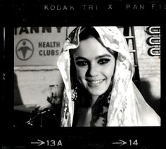 """""""Veil""""  Edie Sedgwick. Before the amphetamines i would guess. They took the soul right out of her-at least in pictures, on film, you could see that absence and a distant edge start to take over and wear on her. Steals that shine inside you can see here through her eyes."""