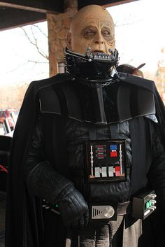 Star Wars: Darth Vader Cosplay. View more EPIC cosplay at http://pinterest.com/SuburbanFandom/cosplay/