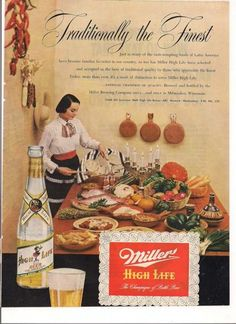 Vintage Drinks Advertisements of the 1950s (Page 40)