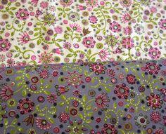 ♥ Blumen♥  Blumenträume - AUSWAHL- Baumwolle von ஐღKreawusel-aufgehübscht✂ஐ  auf DaWanda.com