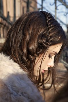 Cool braid-like it, love it, pin it, share it byghairmask.com