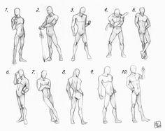 Poses masculinas.:                                                                                                                                                                                 Más