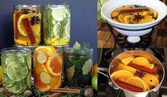 Cómo hacer un aromatizante natural en casa