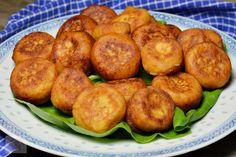Bulete de cartofi cu cascaval - CAIETUL CU RETETE Healthy Menu, Pretzel Bites, Soul Food, Gluten, Potatoes, Cooking Recipes, Bread, Vegetables, Breakfast Ideas