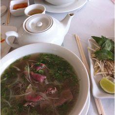 Beef Pho soup