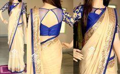 #blue #blouse #classy