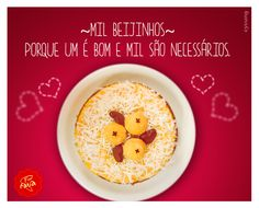 """Facebook Card para divulgação do """"produto Torta Mil Beijinhos"""""""