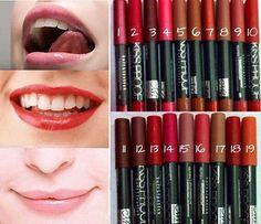 ebay / ME NOW Lippenstift / kussecht & matt / CHINA / 1,00 € / https://youtu.be/SjS64zzc4hA