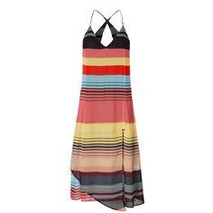 GSUS | Striped Dress