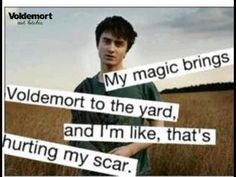The Internet is a treasure-trove of wizarding memes that never fail to make us laugh out loud. Here are the best Harry Potter memes out there! Ridiculous Harry Potter, Harry Potter Jokes, Harry Potter Fandom, Ron Y Hermione, Draco Malfoy, Scorpius And Rose, Voldemort, Look At You, Just In Case