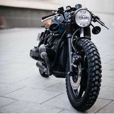 """Mi piace"": 73, commenti: 1 - BMW Cafe Racer (@caferacerbmw) su Instagram: ""ph. @bikebrewers"""