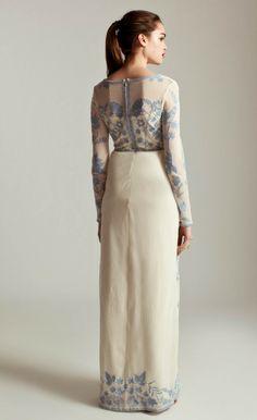 Long Clover Dress