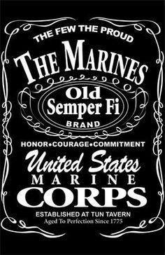 The Marine Corps