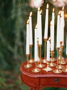 Elegant Autumn Wedding Ideas | Wedding Sparrow