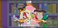 fluttershy best princess :p by MLPakroma.deviantart.com on @DeviantArt