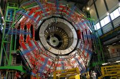 largest particle accelerator - Google Search