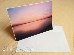 Handmade Card with motifs from the harbor  Blank by LilsCardCraft, $2.50