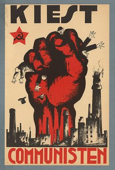 Steef Davidson: Vote for Communists! Chinese Propaganda Posters, Propaganda Art, Political Posters, Political Art, Diesel Punk, Gravity Art, Russian Constructivism, Soviet Art, Soviet Union