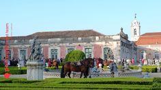 #Portugal #Horses #Lisbon #Palace #18century