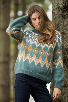Camilla, Girls Sweaters, Christmas Sweaters, Knit Crochet, Cool Outfits, Men Sweater, Turtle Neck, Pullover, Wool
