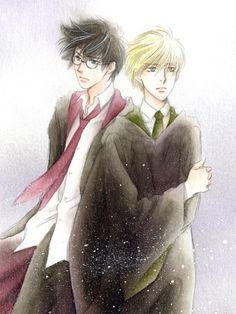 Draco et Harry