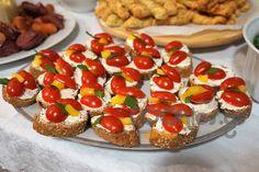 Bruschetta, Ethnic Recipes, Party, Christmas, Food, Xmas, Essen, Parties, Navidad
