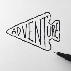 Things to doodle, easy doodles drawings, simple doodles, things to draw tum Tattoo Zeichnungen, Easy Drawings, Painting & Drawing, Artsy, Sketches, Prints, Adventure Awaits, Adventure Tattoo, Tattoos