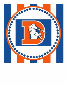 Life In a Larger Story: Denver Broncos Banner Denver Broncos Football, Go Broncos, Broncos Fans, Super Bowl Activities, Bronco Sports, John Elway, Football Conference, Diy Arts And Crafts, Chicago Cubs Logo